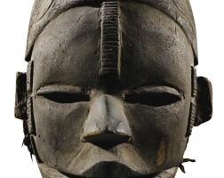 28. ibibio mask, nigeria  