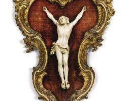 10. franco-flemish, early 18th centurycrucifix, |