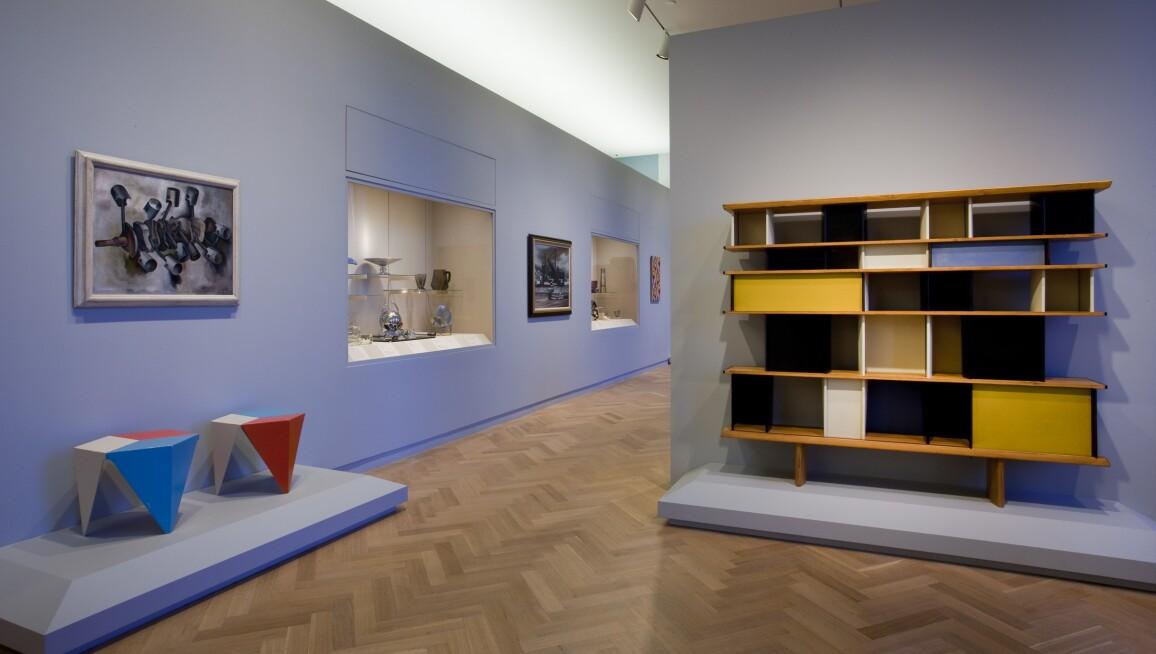 Interior View, Carnegie Museum of Art