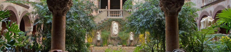 Exterior View, Isabella Stewart Gardner Museum