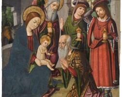 117. nicolás falcó | the adoration of the magi