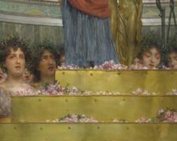 25. Sir Lawrence Alma-Tadema, O.M., R.A.