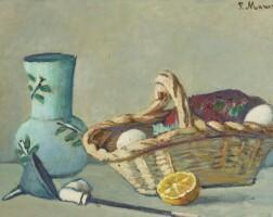 29. pietro marussig | still life with a basket