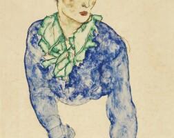 43. Egon Schiele