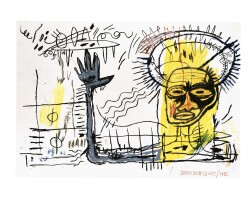 9. Jean-Michel Basquiat
