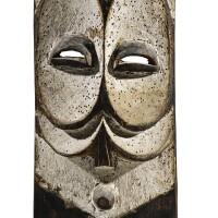 226. masque, bembé, république démocratique du congo |