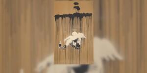 The Subversive Symbolism of Banksy's Fallen Angel
