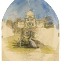 34. attribué à joseph-philibert girault de prangey | la villa des tuaires