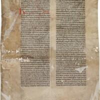 32. bible in latin