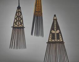 11. three combs, solomon islands