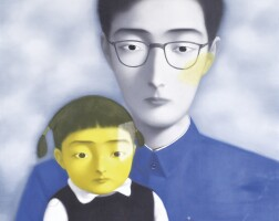 56. Zhang Xiaogang
