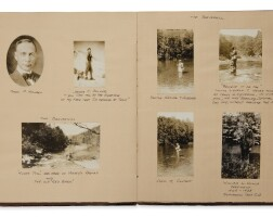 8. bradley, william arnold. 'fly-fishing reminiscences (with illustrations) of my early years (1908–1916) at the beaverkill trout club … together with a few prints reminiscent of atlantic salmon, native brook trout, brown trout, lake trout and small mouth black bass in new york, maine and newfoundland, 1898 to 1916'.[pleasantville, n. y.: privately printed, 1929]