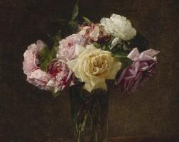 149. henri fantin-latour | roses