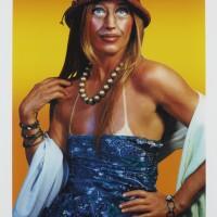 6. cindy sherman | untitled (self portrait with sun tan)