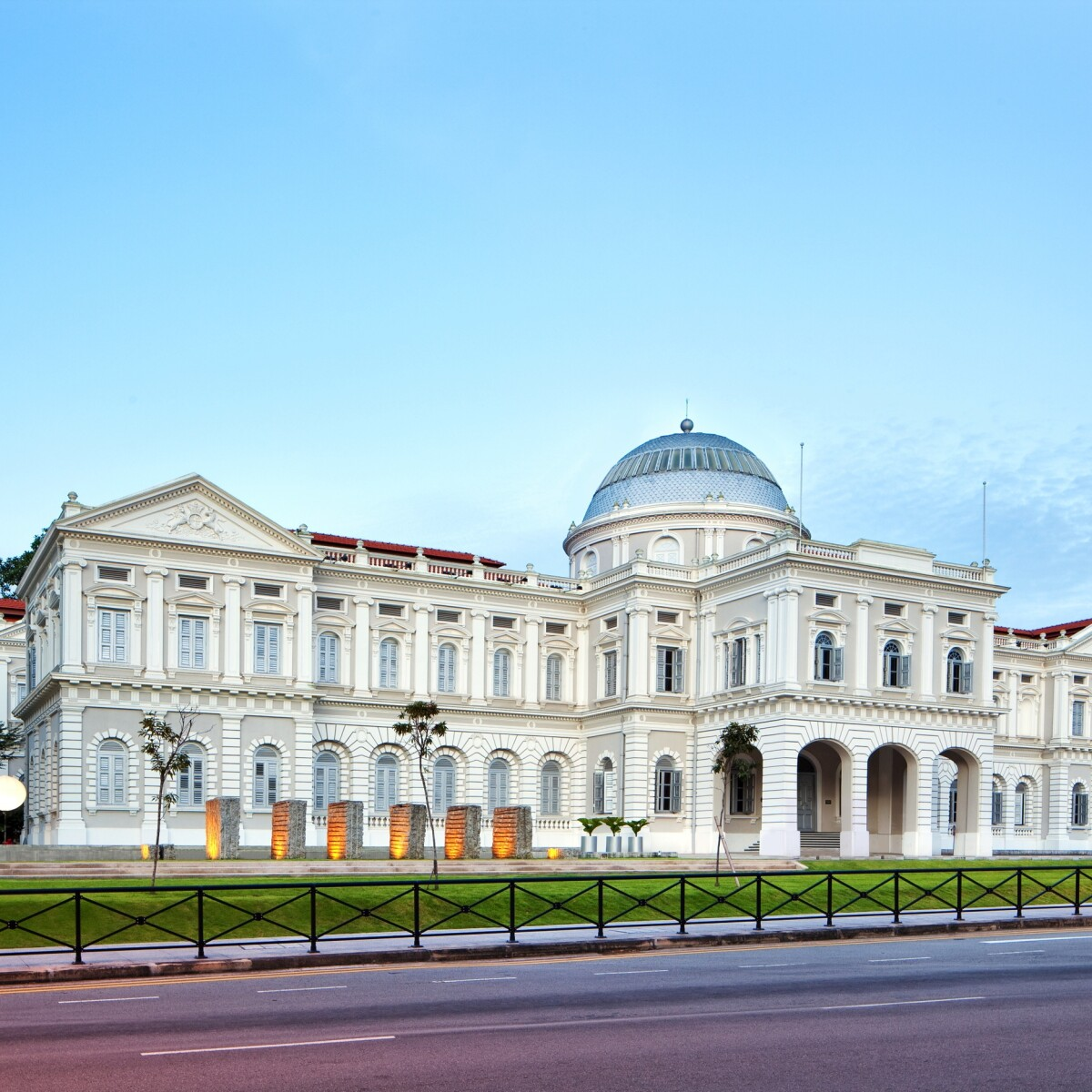 National Museum of Singapore on National Museum Of Singapore  id=94796