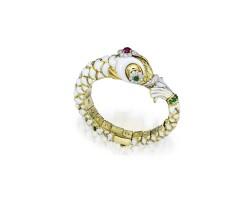 307. 寶石配鑽石手鐲/手鏈, david webb