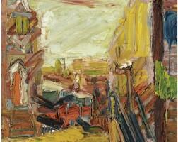 34. Frank Auerbach