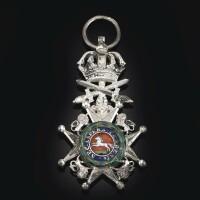 10. hanover, royal guelphic order |