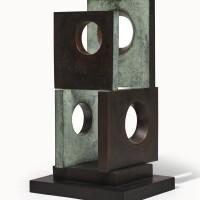 25. dame barbara hepworth | four-square (four circles)