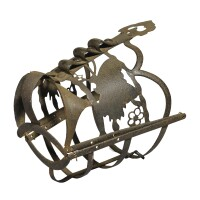62A. a rare iron horse mask momoyama period, 16th century |