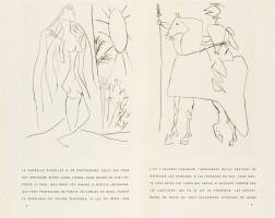 41. Picasso, Pablo -- Adrian de Montluc