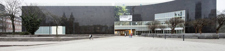 Exterior View, Kunstsammlung Nordrhein-Westfalen K20