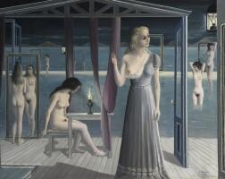 53. Paul Delvaux