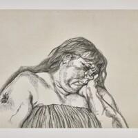 7. Lucian Freud, O.M., C.H.