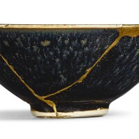 3001. a yaozhou black-glazed bowl northern song – jin dynasty |