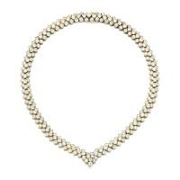 1624. 鑽石項鏈, 海瑞溫斯頓 ( harry winston )