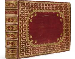 6. dahlberg. suecia antiqua et hodierna. [stockholm, 1691-1714 (1726)]. eo. aux armes de la maison royale de suède. 354 pl.