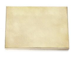 11. the gold cigarette case, cartier, london, 1934