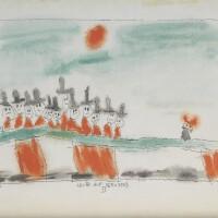 32. Lyonel Feininger