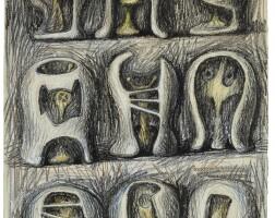 1. Henry Moore, O.M., C.H.