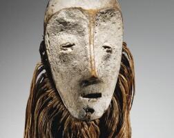 67. masque, lega, république démocratique du congo