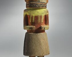 2. hopi kachina figure, arizona, united states of america