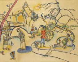 34. Wassily Kandinsky