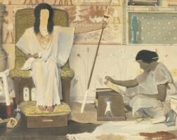 46. Sir Lawrence Alma-Tadema, O.M., R.A.
