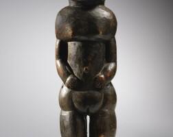 11. statue, kanak, nouvelle-calédonie