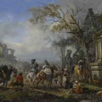 29. Philips Wouwerman