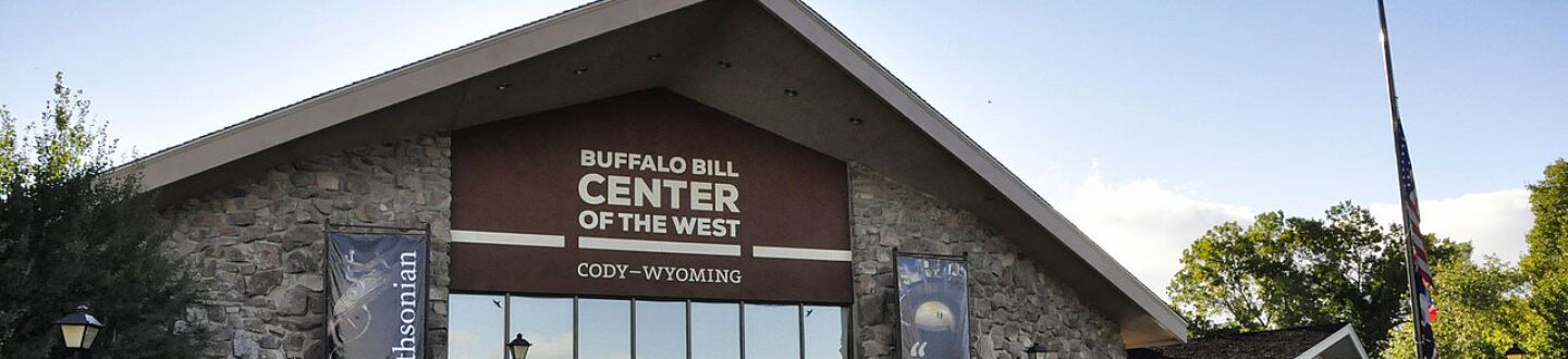 Exterior view of the Buffalo Bill Center of the West.