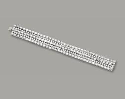 1635. diamond bracelet