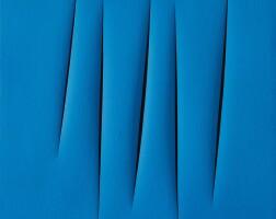 31. 盧齊歐・封塔納 | 《空間概念,等待》