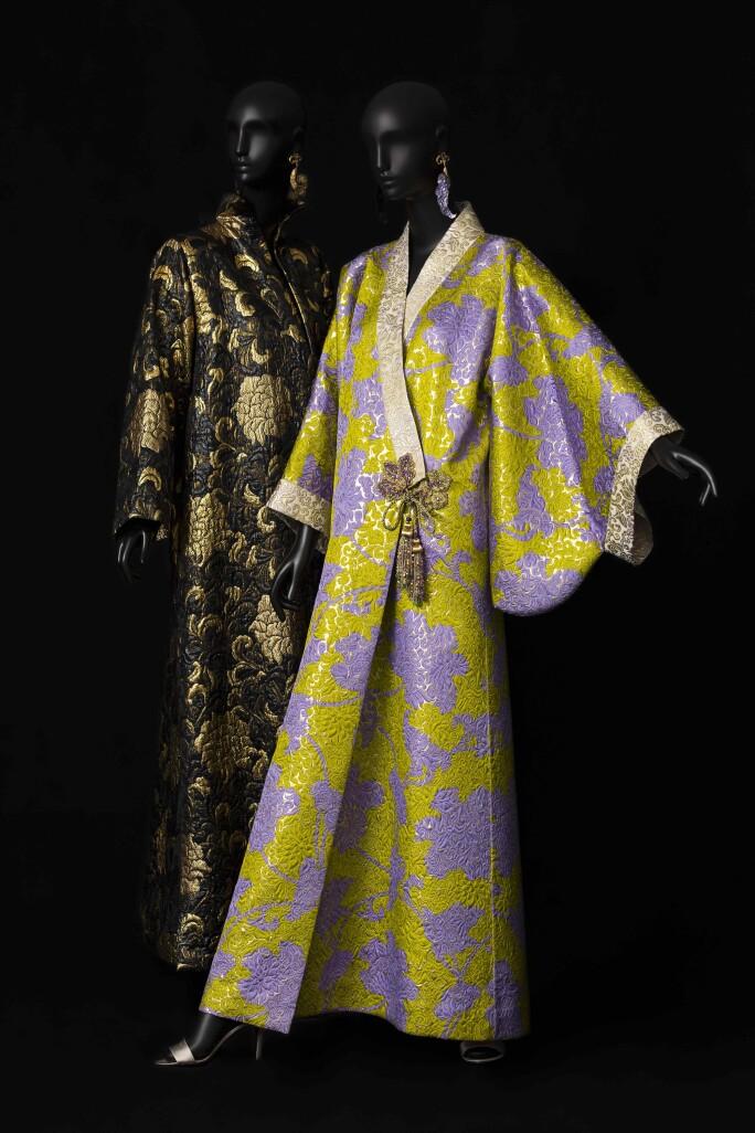 c2649dd685b Major Yves Saint Laurent Exhibition Opens in Paris | 20th Century ...