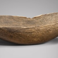 12. a coolamon(carrying bowl), central deserts 19th century
