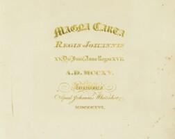 27. magna carta--whittaker, john