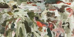 Cecily Brown  Untitled