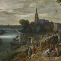 107. Jan Brueghel the Elder