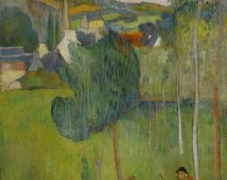 18. Paul Gauguin