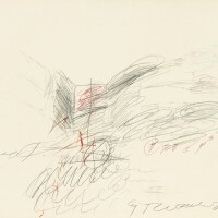 53. Cy Twombly